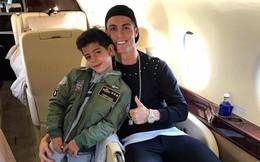 Cuộc sống vương giả của những đứa trẻ nhà Ronaldo, Neymar, Messi