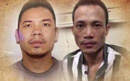 2 tử tù khoét tường vượt ngục chuẩn bị hầu tòa