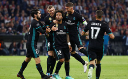 """Ronaldo """"lặn sâu"""", Real Madrid vẫn suýt """"giải quyết gọn"""" Bayern Munich ngay lượt đi"""