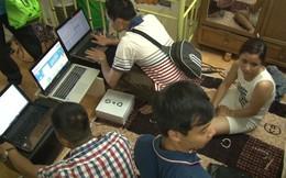 Người phụ nữ điều hành đường dây xóc đĩa trên mạng