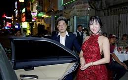 Được trai đẹp đưa đi sự kiện, Phi Thanh Vân xuất hiện với gương mặt khác lạ
