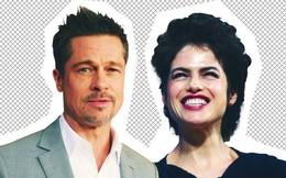 Hé lộ người mai mối cho Brad Pitt và nữ kiến trúc sư kém anh 12 tuổi