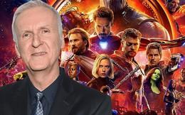 """Đạo diễn """"Titanic"""" chê bai loạt phim Avengers, chủ tịch hãng Marvel đáp trả hài hước"""