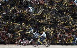 Đúng là Trung Quốc cái gì cũng có, kể cả nghĩa trang cho xe đạp
