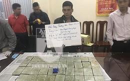 """Phá chuyên án ma túy """"khủng"""" từ Sơn La về Hà Nội"""