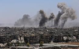 24h qua ảnh: Quân đội Syria không kích dồn dập phiến quân IS