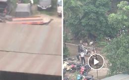 """CSGT Hà Nội đề nghị xử nghiêm người tung tin """"CSGT cấu kết tháo đồ xe vi phạm"""""""