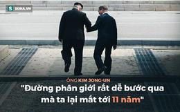 """Những lời thắm thiết dành cho nhau của Tổng thống Hàn Quốc và """"đồng chí Kim"""""""