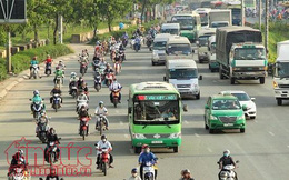 Từ hôm nay 7 tuyến xe buýt người dân đi lại trong dịp lễ 30/4 và 1/5 được miễn phí