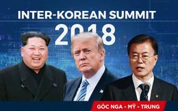 """Vấn đề trọng yếu sau thượng đỉnh liên Triều và câu hỏi """"Ông Trump sẽ chiều lòng ông Kim đến đâu?"""""""