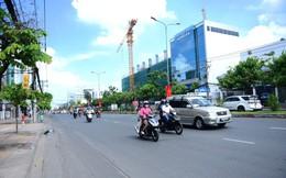 Người dân đi nghỉ lễ, đường phố Sài Gòn vắng vẻ, yên bình