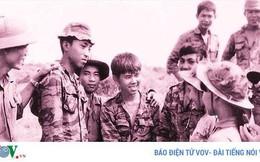 Nụ cười hòa hợp của những người lính 2 đầu chiến tuyến