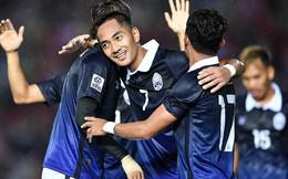 6 tháng sau thảm bại trước Việt Nam, Campuchia lại mơ khuynh đảo AFF Cup