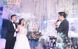 """Cận cảnh đám cưới tiền tỷ lộng lẫy, xa hoa của Hữu Công và """"con gái"""" Đàm Vĩnh Hưng"""