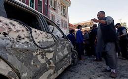 Afghanistan: Lại xảy ra đánh bom gần trung tâm đăng ký cử tri
