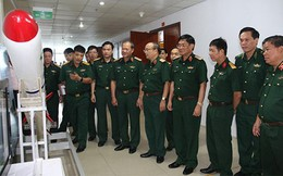 Xuất hiện mẫu tên lửa hành trình mới do Việt Nam chế tạo?