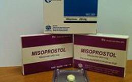 Uống nhầm thuốc Misoprostol của Dược phẩm Ba Đình vừa bị đình chỉ nguy hại thế nào?