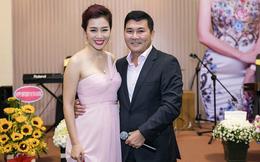 Hoa khôi Thu Hương: Chồng không bàn bạc với tôi việc giúp tài xế 240 triệu