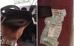 Chiếc ví có gần 190 triệu rơi trên xe khách và quyết định cuối gây xôn xao của tài xế