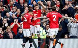 """Giữ """"mối giao tình"""", Man United thắng nhọc trong ngày chia tay HLV Wenger"""