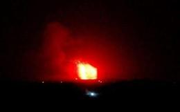 """Syria lại bị tấn công tên lửa, 40 người có thể đã thiệt mạng, nước nào là """"kẻ thù ẩn danh""""?"""