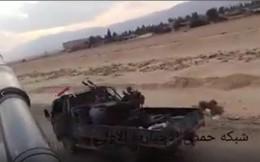 """""""Hổ Syria"""" tiến đánh Rastan, không quân Nga truy sát Al-Qaeda ở Homs"""