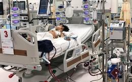 Cứu sống bé trai 9 tuổi bị viêm cơ tim cấp nguy kịch