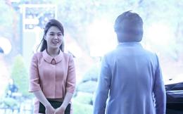 """Truyền thông Hàn Quốc ví vợ ông Kim Jong-un là """"nàng thơ thời trang"""""""