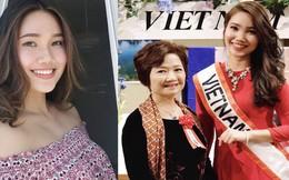 Rạng rỡ trong tà áo dài, nữ DHS Việt thu hút mọi ánh nhìn tại chương trình từ thiện châu Á - Thái Bình Dương