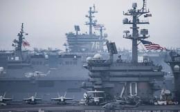 Chuyên gia Nga: Tàu sân bay Mỹ sẽ vô dụng khi thực chiến