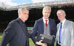 Tiết lộ: Chính Mourinho đề xuất ý tưởng Sir Alex trao kỷ niệm chương cho Wenger