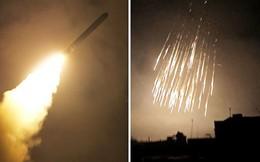 """[PHOTO STORY] Những vụ tập kích tên lửa """"bí ẩn"""" nhằm vào Syria"""