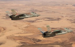 """Máy bay tàng hình F-35I Israel có thể đã xâm nhập Syria, S-400 Nga sao không """"lên tiếng""""?"""
