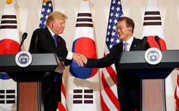 TT Hàn Quốc: Ông Trump nên giành giải Nobel Hòa bình
