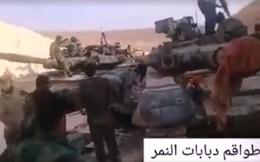 """""""Hổ Syria"""" điều tăng T-90, sắp tung đòn nghiền nát phiến quân trên chiến trường Homs"""