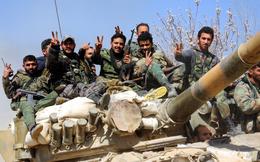 """Tổng thống Syria thắng đậm ở Đông Ghouta nhờ chiêu """"dụ rắn ra khỏi hang"""""""