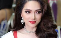 Sau đăng quang Hoa hậu, Hương Giang được Chế Linh mời hát