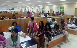 """Phát hiện 185 người Trung Quốc làm việc """"chui"""" tại Nha Trang"""
