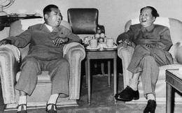 Sau hơn 4 năm, Triều Tiên phát lại thước phim hiếm hoi về Kim Nhật Thành - Mao Trạch Đông