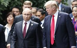 Truyền thông Mỹ nói Tổng thống Trump rất yêu quý Tổng thống Putin
