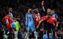 Mourinho lo lắng vì trọng tài bắt trận MU – Man City