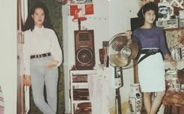 Phong cách thời trang của người phụ nữ Việt 20 năm trước khiến dân mạng trầm trồ