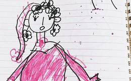 Cứ mở điện thoại lên là cô bé 6 tuổi gửi hình trái tìm cho mẹ, lý do khiến ai cũng xúc động