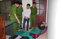 Hai vợ chồng vận chuyển 130kg rắn hổ mang chúa quý hiếm