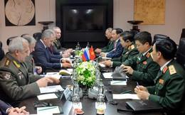 Việt Nam và Liên bang Nga ký Kế hoạch phát triển hợp tác quốc phòng song phương giai đoạn 2018-2020