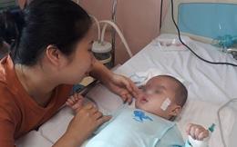 Nhờ y sỹ gần nhà tiêm thuốc chữa viêm phổi, bé 9 tháng nhập viện khẩn vì teo não