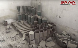 Quân đội Syria chiếm hệ thống đường hầm, kho vũ khí lớn của phe thánh chiến ở Đông Ghouta