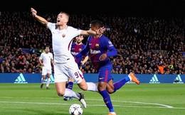 Trọng tài không đủ can đảm để xử phạt Barcelona!