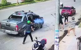 """Vụ bắn nhau kinh hoàng ở Đồng Nai: Ngọc """"sẹo"""" ra đầu thú"""