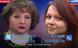 Nga bất ngờ công bố cuộc điện thoại nghi của con gái Skripal: Cựu điệp viên vẫn ổn!